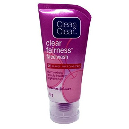 Clean & Clear Clear Fairness Face Wash