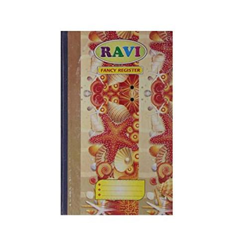 Ravi Column Register - 32.5 x 19 cm - Ruled