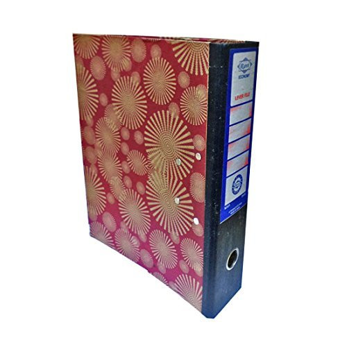 Ravi Economy Box File with Aluminium Clip, FS