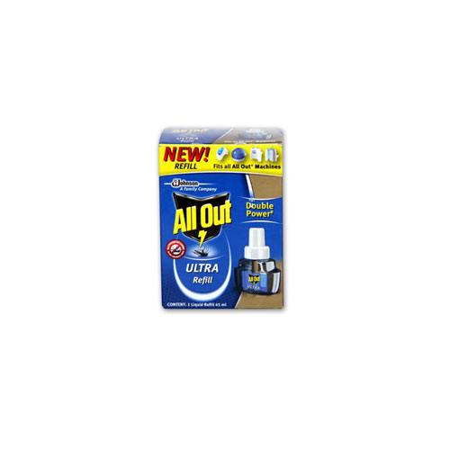 All Out Ultra Liquid - Refill