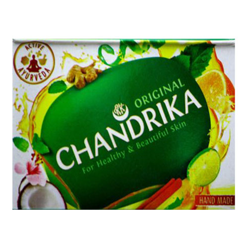 Chandrika Bathing Soap - Original  (Hand Made)