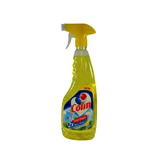 Colin Glass Cleaner 2X More Shine - Lemon