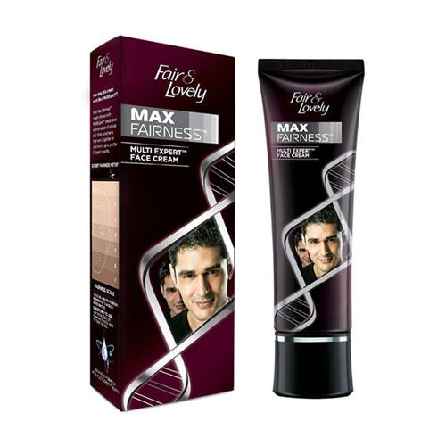 Fair & Lovely Max Fairness Face Cream - For Men