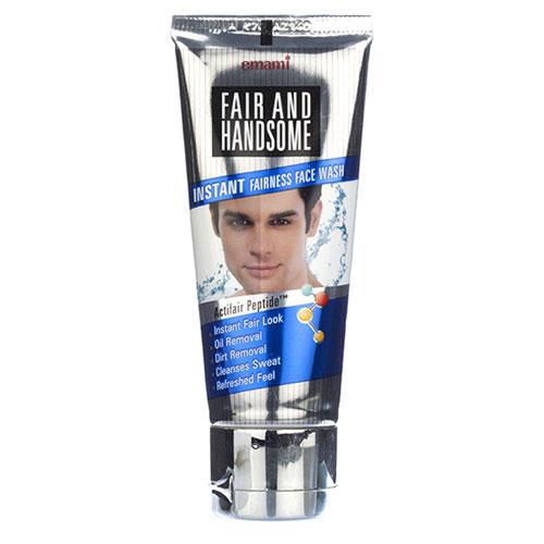 Fair and Handsome Instant Fairness Facewash
