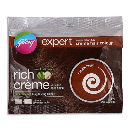 Godrej Expert Rich Creme - Natural Brown