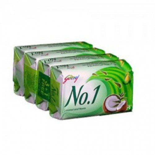 Godrej No.1 Coconut and Neem Soap