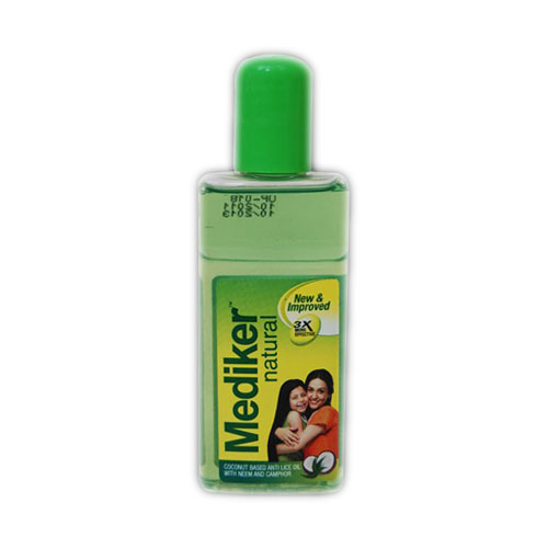 Mediker Natural Anti-Lice Treatment Shampoo
