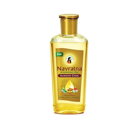 Navratna Almond Cool Oil