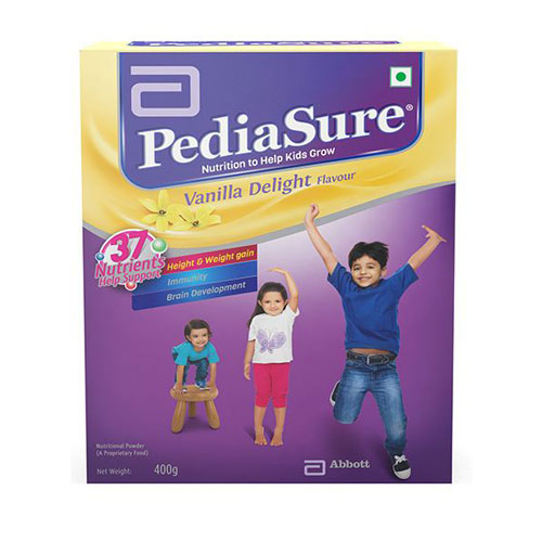 Pediasure Vanilla Delight - Nutrition Drink - Refill