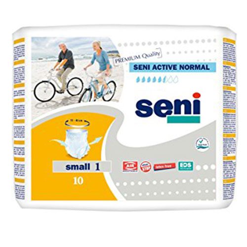 Seni Active Normal Adult Pull Ups - Small