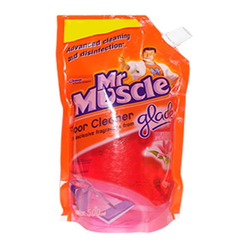 Mr Muscle Floor Cleaner With Glade - (Citrus) - Refill