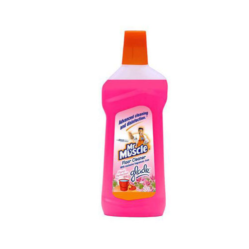 Mr Muscle Floor Cleaner - Floral Perfection - Bottle
