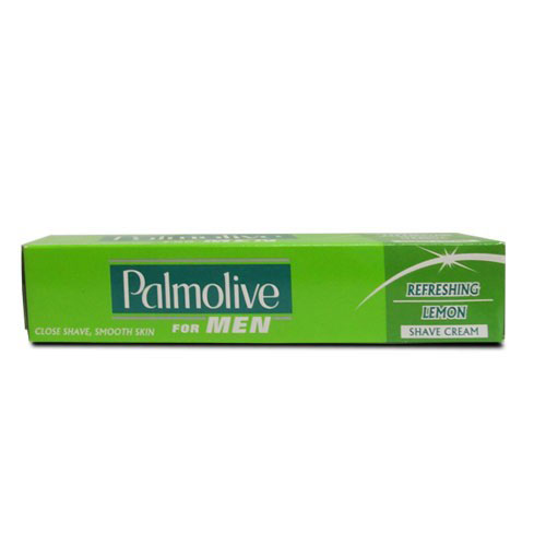 Palmolive Shave Cream - Refreshing Lemon