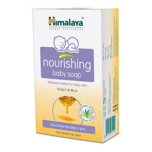 Himalaya Nourishing Baby Soap