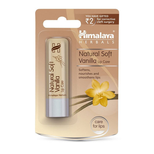 Himalaya Natural Soft Vanilla Lip Care