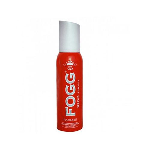 Fogg Radiate Fragrant Body Spray - For Women