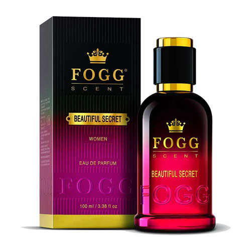Fogg Beautiful Secret Scent - For Women