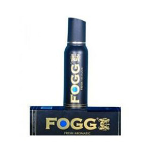 Fogg Fresh Aromatic Body Spray Deodorant - For Men