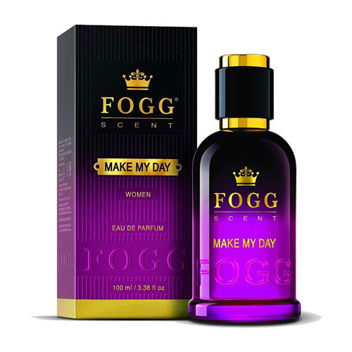 Fogg Make My Day Scent - For Women
