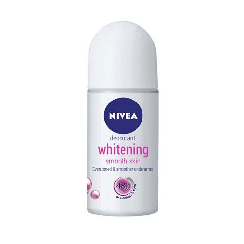Nivea Whitening Smooth Skin Roll On - Deodorant