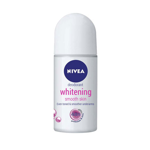 Nivea Whitening Smooth Skin Roll On - Deodorant