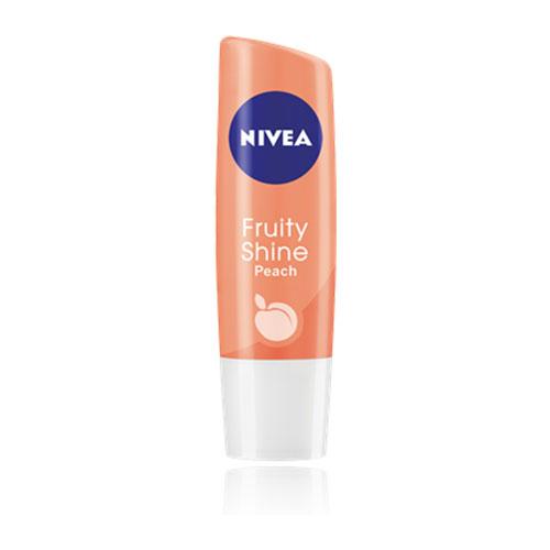 Nivea Fruity Shine Peach Lip Care