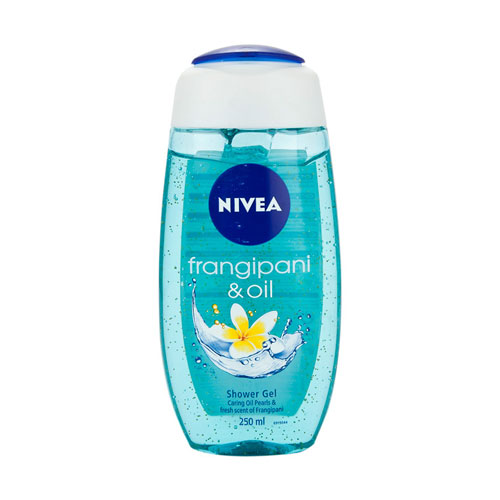 Nivea Frangipani and Oil Shower Gel