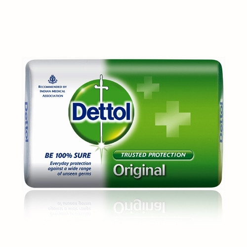 Dettol Soap Original - 75g Pack of 3