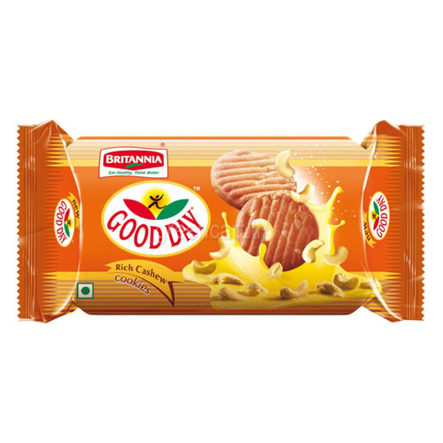 Britannia Good Day Cashew Cookies