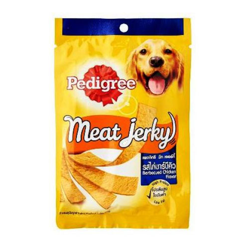 Pedigree Dog Treats Meat Jerky Stix, Barbeque Chicken