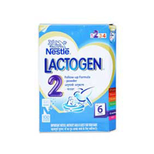 Nestle LACTOGEN 2 Follow Up Formula (After 6 Months)