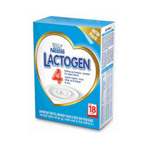 Nestle LACTOGEN 4 Follow Up Formula (After 18 Months)