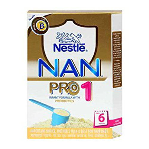 Nestle NAN Pro 1 - Infant Formula (Upto 6 Months)