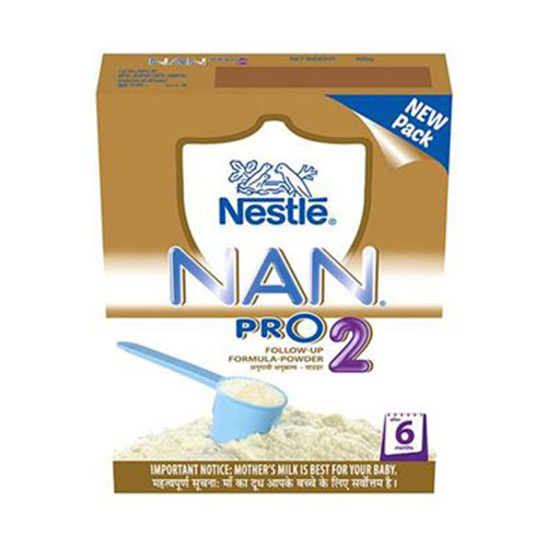 Nestle NAN Pro 2 - Follow Up Formula (After 6 Months)