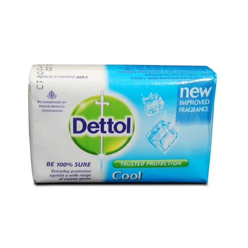 Dettol Soap Cool - 75g Pack of 3