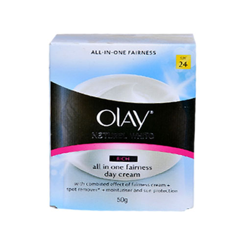 Olay Natural White All in One Fairness Skin Cream SPF 24
