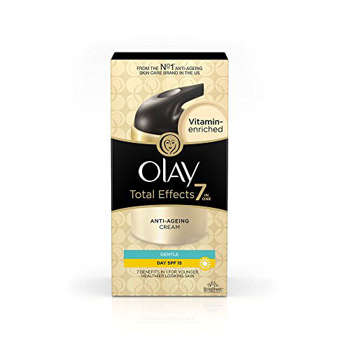 Olay Total Effects 7 in 1 Anti Aging Cream Gentle SPF 15