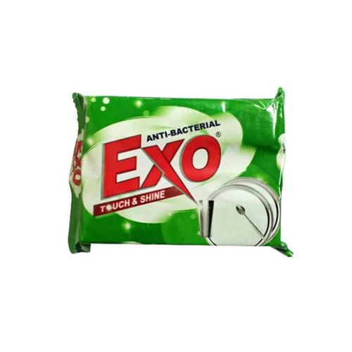 Exo Touch & Shine Dish Wash Bar