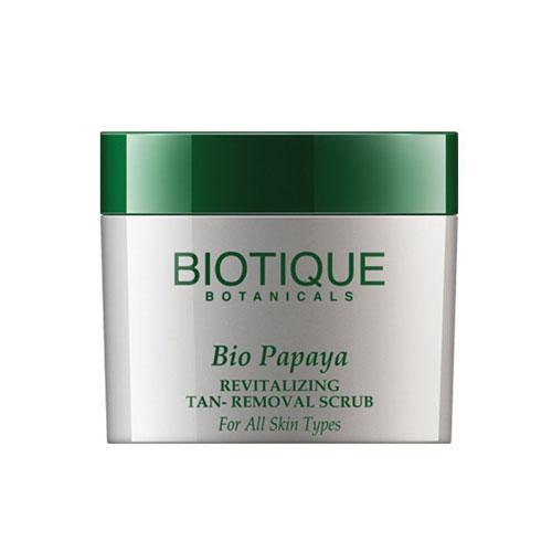 Biotique Bio Papaya Revitalizing Tan-Removal Scrub