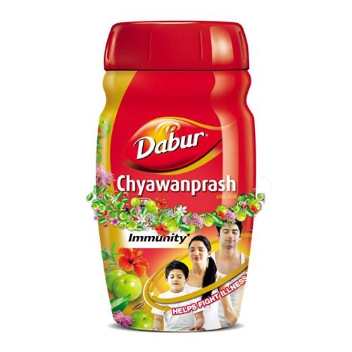 Dabur Chyavanprash Awaleha 500g + Free Dabur Amla Hair oil
