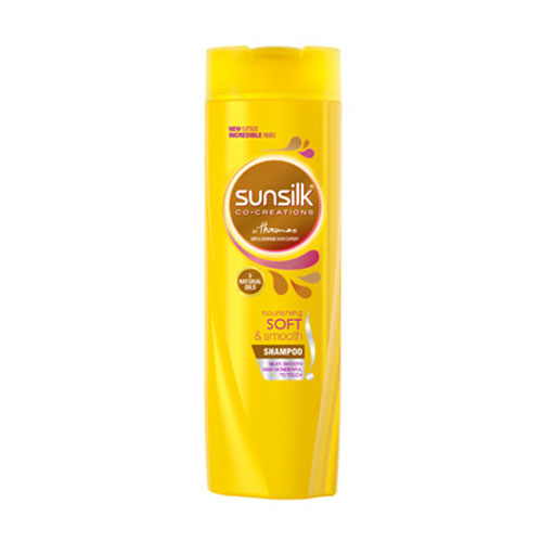 Sunsilk Nourishing Soft & Smooth Shampoo