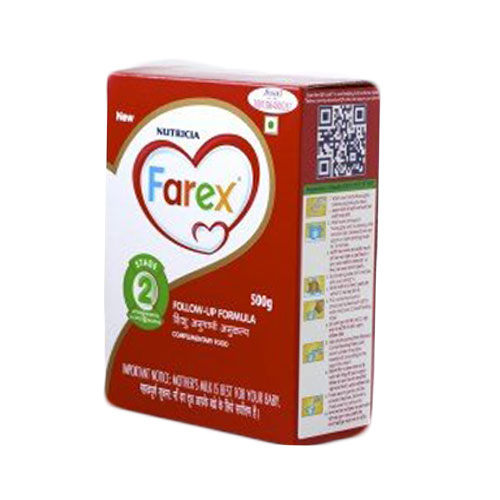 Farex Stage -2 Follow Up Formula - Refill