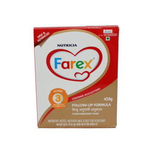 Farex Stage -3 Follow Up Formula - Refill