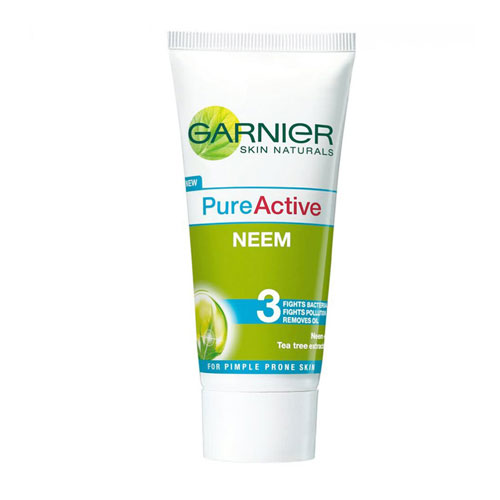 Garnier Skin Naturals Pure Active Neem - Face Wash