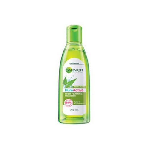 Garnier Skin Naturals Pure Active Neem & Tulsi Face Wash