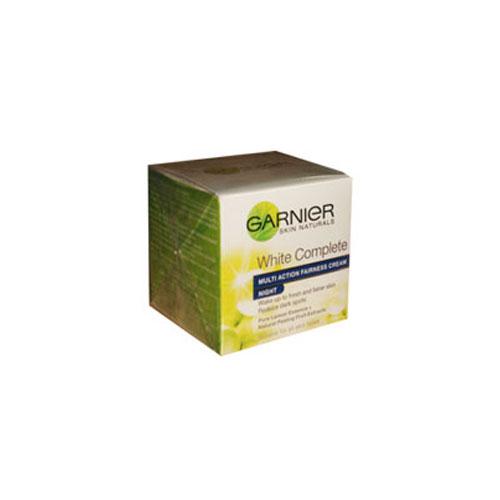Garnier Skin Naturals White Complete Night Fairness Cream