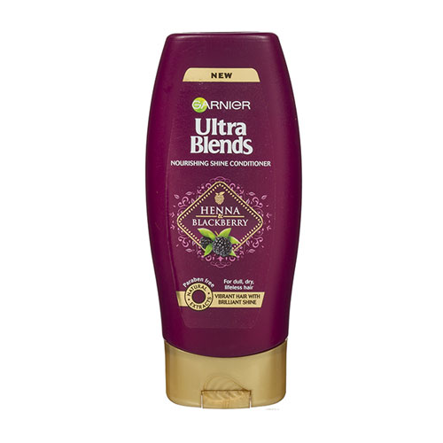 Garnier Ultra Blends Henna Blackberry Conditioner