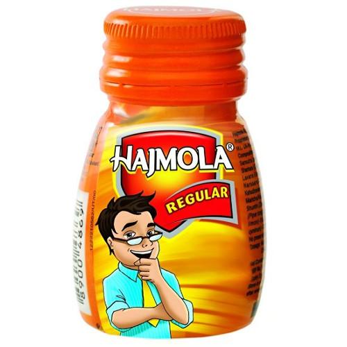 Dabur Hajmola - Regular 120 Tablets