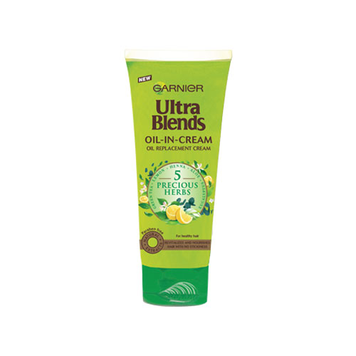 Garnier Ultra Blends 5 Precious Herbs Oil-in-Cream