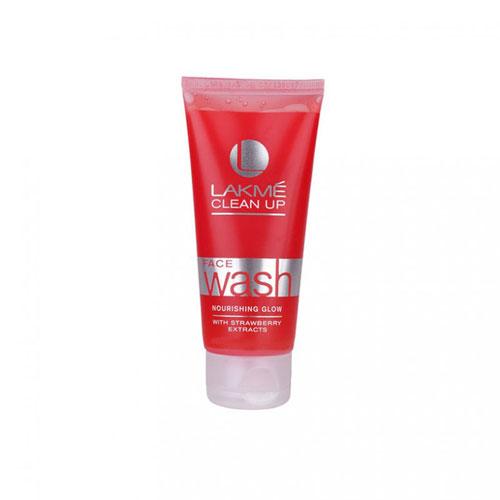 Lakme Clean Up Nourishing Glow Face Wash